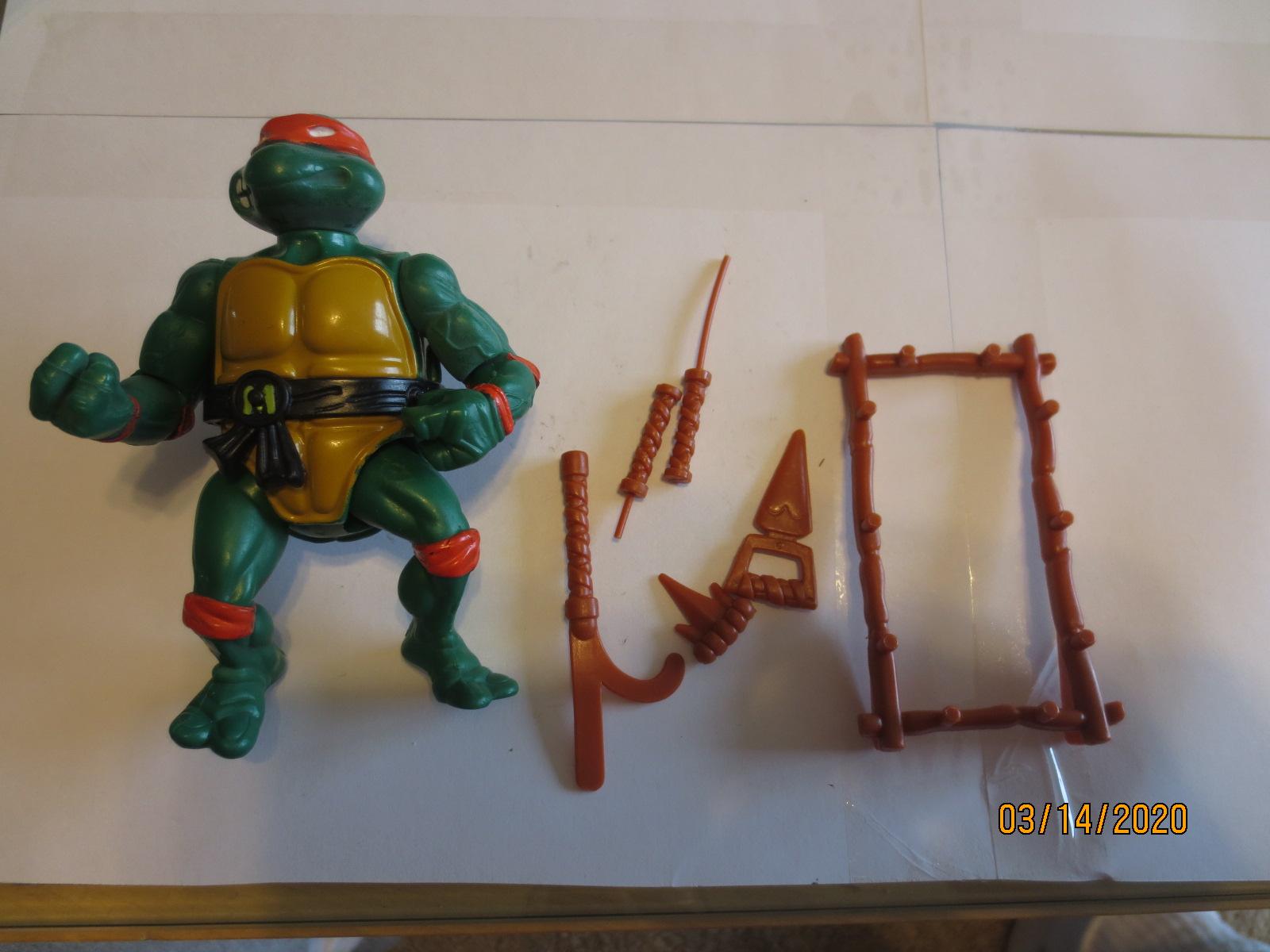 1988 Belt Accessory Weapon Splinter TMNT Teenage Mutant Ninja Turtles